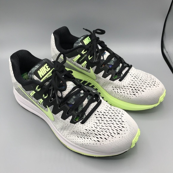 outlet store dcf86 7b668 Men's Nike Air Zoom Structure 20 Solstice